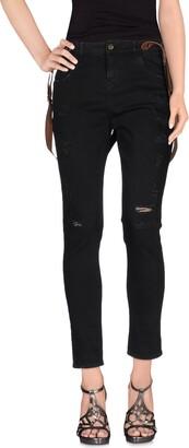 Manila Grace DENIM Denim pants - Item 42544502SS