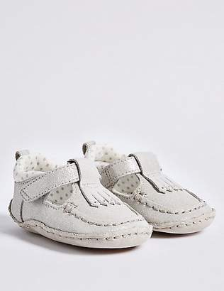 Marks and Spencer Baby Leather Pram Shoes