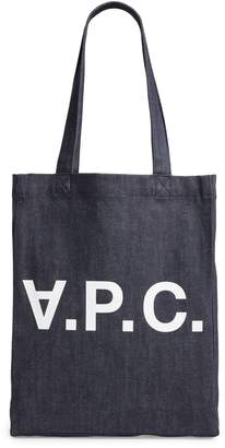 A.P.C. Laure Denim Tote