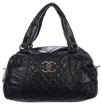 Chanel Coco Rider Bowler Bag