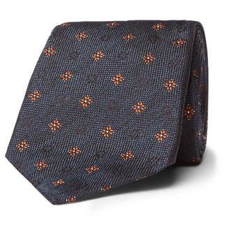 Brunello Cucinelli 7.5cm Silk-Jacquard Tie