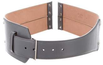 Alaia Leather Waist Belt w/ Tags