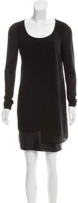 Rudsak Long Sleeve Mini Dress