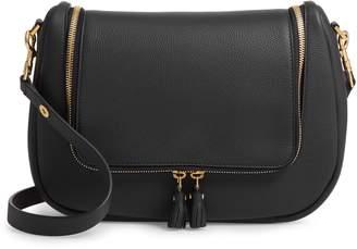 Anya Hindmarch Mini Vere Leather Shoulder Satchel