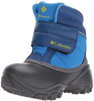 Columbia Girls' Childrens Rope Tow Kruser Snow Boot