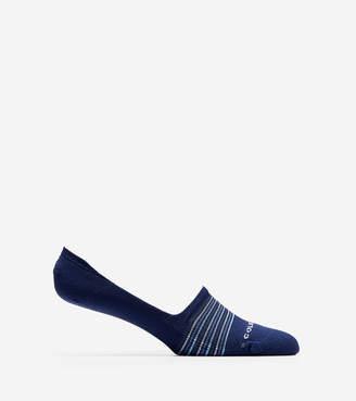 Cole Haan Grand.ØS Multi-Stripe Crew Sock Liner