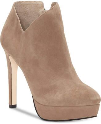 Jessica Simpson Rivera Platform Booties Women's Shoes