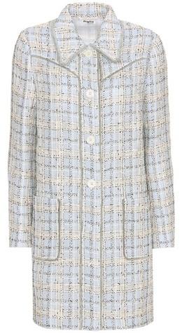 Miu MiuMiu Miu Tweed Coat