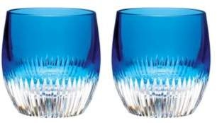 Waterford Mixology Double Old Fashioned Glass, Pair
