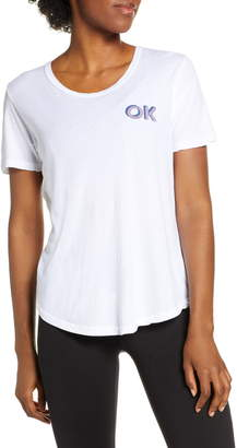 good hYOUman Lexi OK Graphic Tee