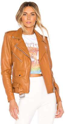Understated Leather X REVOLVE Lightweight Easy Rider Jacket