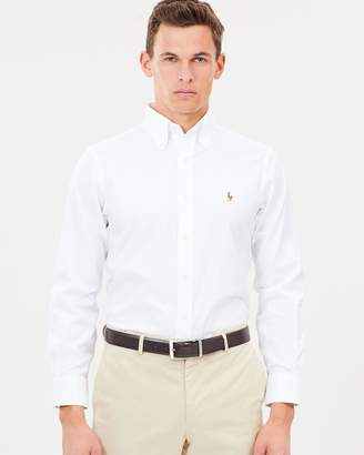 Polo Ralph Lauren Oxford Easy Care Dress Shirt