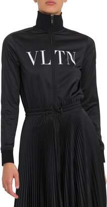 Valentino Vltn Zippere Dress