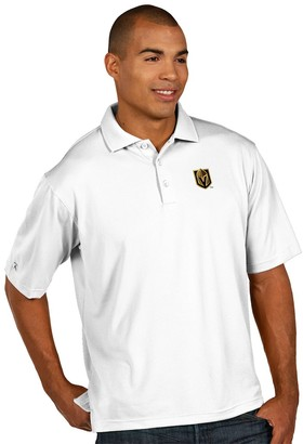 Antigua Men's Vegas Golden Knights Pique Polo