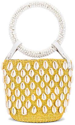 Aranaz Kaia Mini Bucket Bag