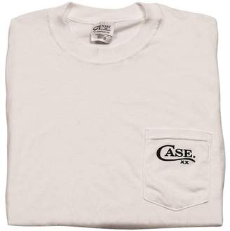 WR Case & Sons Cutlery Pocket T-Shirt White XXXL