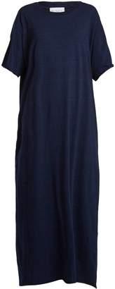 Raey Denim-jersey T-shirt dress