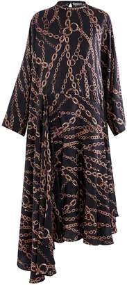 Balenciaga Choker dress