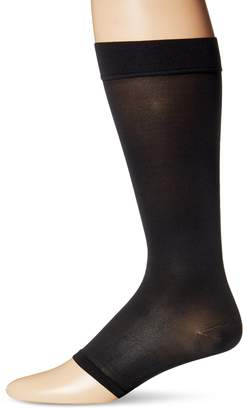 Dr. Scholl's Men's Unisex Open Toe Surgical Weight Microfiber Firm Support Socks