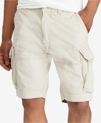 "Polo Ralph Lauren Men Shorts, Core 10.5"" Classic Gellar Cargos"