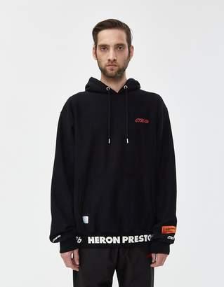 1ec74b9a7671 Heron Preston Jacquard Rib Pullover Hoodie