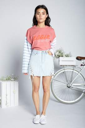 Eggie Morning Glory Skirt