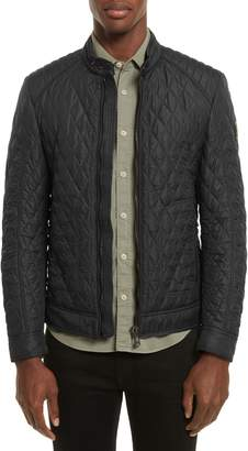 Belstaff New Bramley 2.0 Quilted Moto Jacket