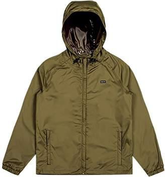 Brixton Men's Maven Standard Fit Hooded All-Terrain Jacket