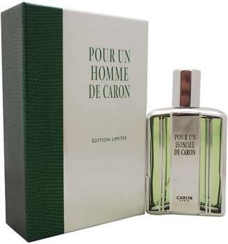 Caron Pour un Homme de Limited Edition 125ml Edt Spray for Men