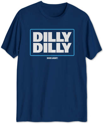 Hybrid Budweiser Dilly Dilly Men Graphic T-Shirt