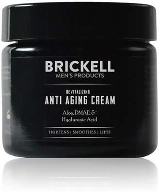 Brickell Men's Products Revitalizing Anti-Aging Cream, 2 oz./ 59 mL