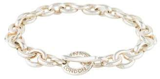 Links of London Logo Link Bracelet