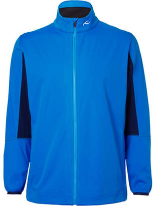 Kjus Golf Dweight Polartec Windbloc Golf Jacket