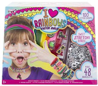 Fashion Angels I Heart Rainbows Jewelry Kit