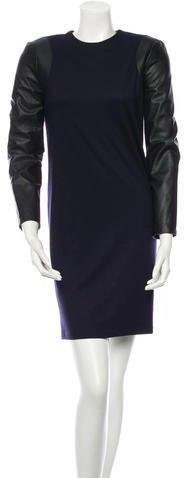 Balenciaga Balenciaga Wool Dress