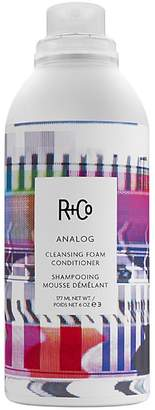 R+Co Women's Analog Cleansing Foam Conditioner $29 thestylecure.com