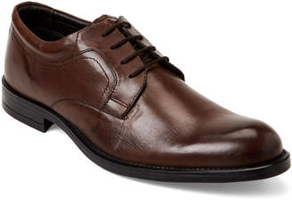 Joseph Abboud Brown Max Leather Oxfords