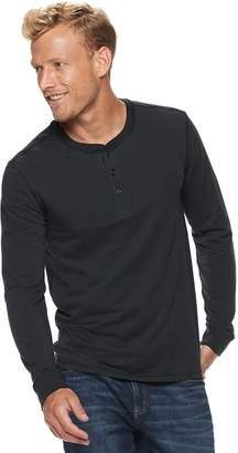 Sonoma Goods For Life Men's SONOMA Goods for Life Slim-Fit Supersoft Henley