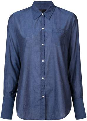 Nili Lotan chambray shirt