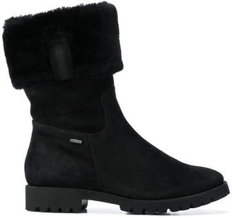 Högl fur lining ankle boots