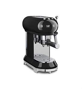 Smeg Ecf01Blau Pump Espresso Coffee Machine Black