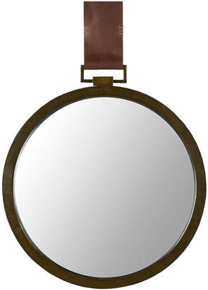 Asstd National Brand Time Out Beveled Round Wall Mirror