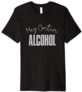 Funny Gift Tees Shirt for Those who like to Party And Drink