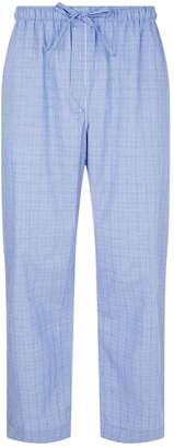 Derek Rose Prince of Wales Check Lounge Trousers
