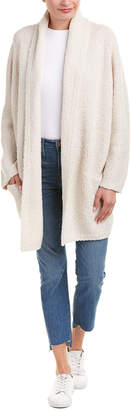 Vince Draped Wool Cardigan