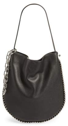 Alexander Wang Roxy Leather Hobo