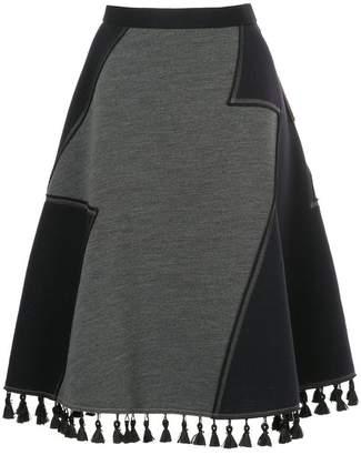 Kolor Viridian skirt