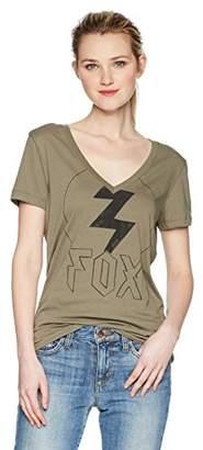 Fox Junior's Repented Short Sleeve V Neck T-Shirt