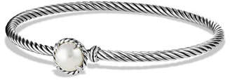 David Yurman Chatelaine Bracelet with Stone