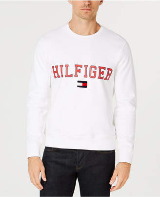 Tommy Hilfiger Men's Big & Tall Logo Sweatshirt